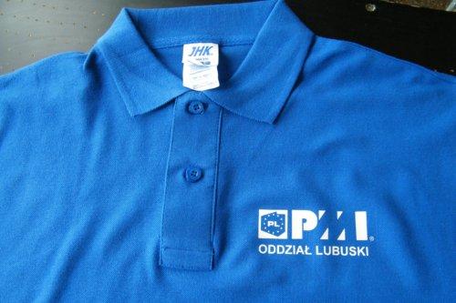 Reklamowa koszulka polo